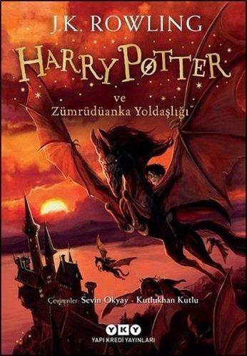 9789750806452: Harry Potter ve Zümrüdüanka Yoldasligi (Harry Potter 5)