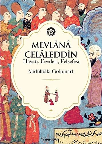 9789751014115: Mevlana Celaleddin (Hayati-Felsefes)