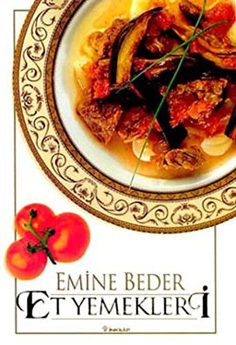 9789751018670: Et Yemekleri ( Hardcover )