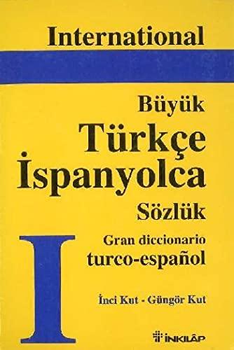 9789751020475: International Buyuk Turkce Ispanyolca Sozluk