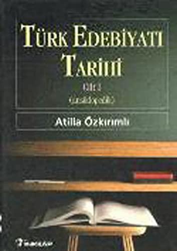 9789751022592: Turk Edebiyat Tarihi -1
