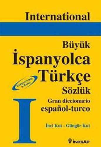 9789751025395: Gran diccionario español-turco = buyuk ispanyola turckçe