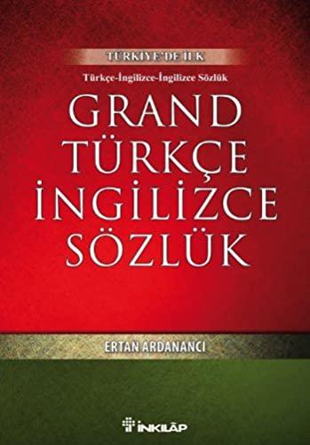 9789751033789: Grand Turkce Ingilizce Sozluk