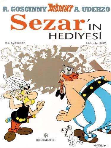 9789751404923: Asteriks - Sezar'in Hediyesi
