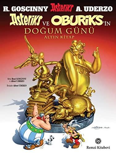 9789751414281: Asterix Ve Oburix'in Dogum Günü
