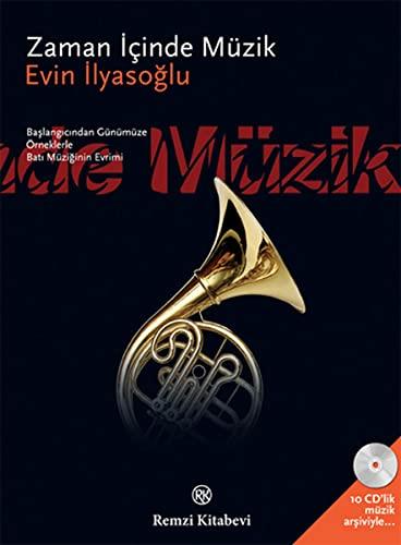 9789751415813: Zaman Icinde Muzik (Ozel Kutu ve 10 Adet CD)