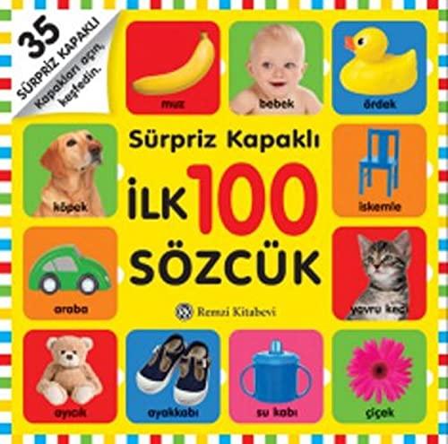 9789751416407: Surpriz Kapakli Ilk 100 Sozcuk