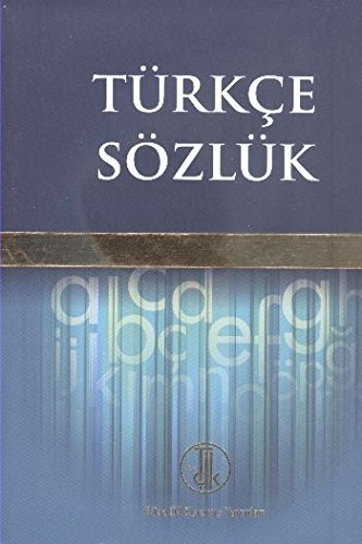Turkish Dictionary: Volume 1 - A-J, Volume