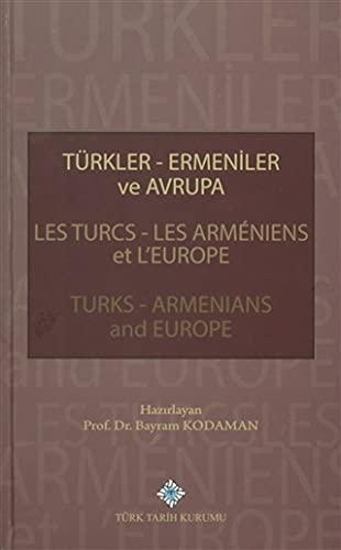 9789751631565: Turks - Armenians and Europe