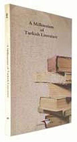 9789751733740: A Millennium of Turkish Literature