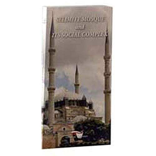 9789751736208: Selimiye Mosque and Its Social Complex