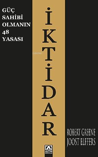 9789752100831: Iktidar-Guc Sahibi Olmanin 48 Yasasi