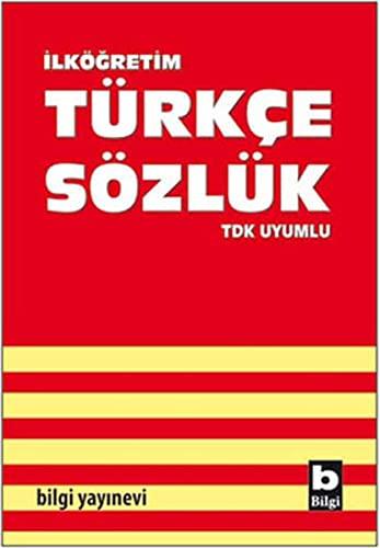9789752203099: Ilkogretim Turkce Sozluk - TDK Uyumlu