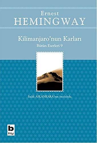 9789752204485: Kilimanjaro'nun Karlari