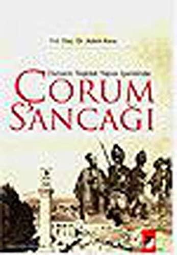 9789752551886: Çorum Sancagi