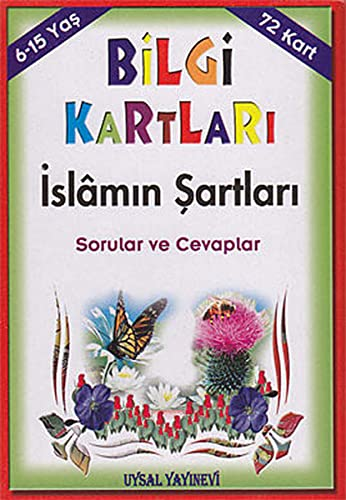 9789752620643: Bilgi Kartlari - Islamin Sartlari Sorular ve Cevaplar