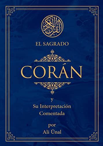 9789752782822: El Sagrado Coran y Su Interpretacion Comentada -Flexicover (Spanish Edition)