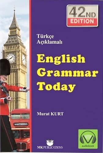 9789752888371: English Grammar Today