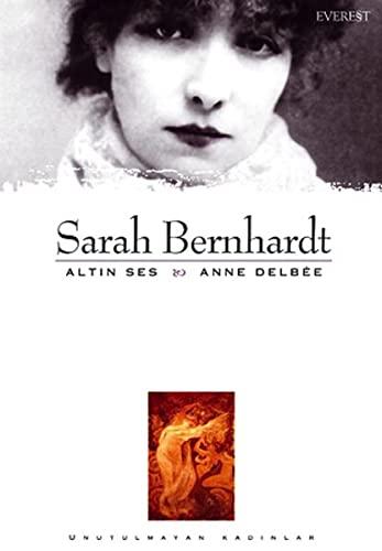 9789752891401: Sarah Bernhardt: Altin Ses