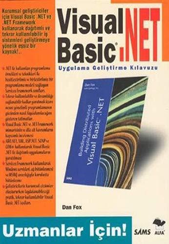 9789752972476: Visual Basic.net - Uygulama Gelistirme Klavuzu