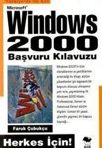 9789753164788: Windows 2000 Basvuru Kilavuzu