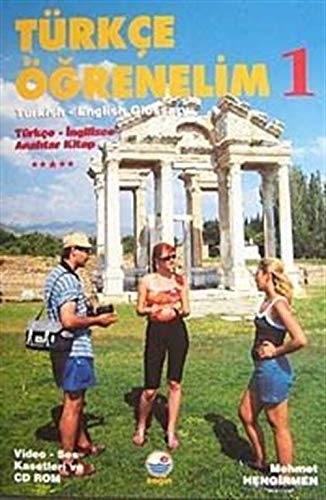 9789753200653: Let's Learn Turkish: English-Turkish Glossary Book Bk. 1 (Turkce Ogrenelim/Let's Learn Turkish)