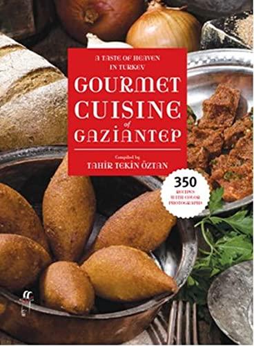 A taste of heaven in Turkey gourmet: TAHIR TEKIN ÖZTAN.