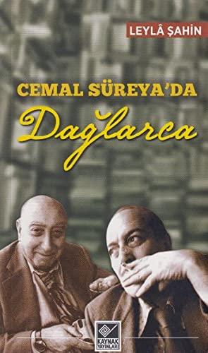 9789753438582: Cemal Sureya'da Daglarca
