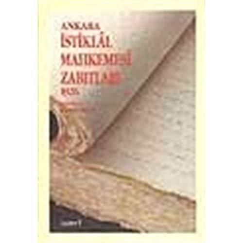 Ankara Istiklal Mahkemesi zabitlari, 1926 (Belgelerle Istiklal: n/a