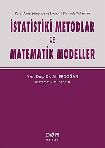 9789753534352: Istatistiki Metodlar ve Matematik Modeller