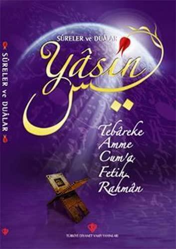 9789753896740: Yasin Kitabi (Turkce, Sureler ve Dualar)