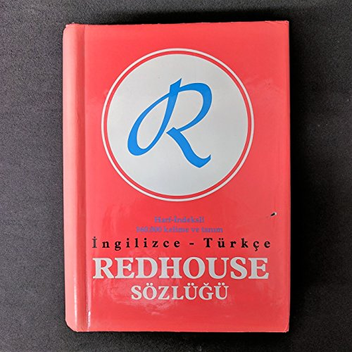Redhouse English-Turkish Dictionary [Ingilizce-Turkce] Sozlugu 22nd Edition