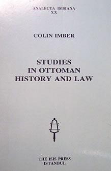 THE OTTOMAN EMPIRE 1300-1481: Colin IMBER