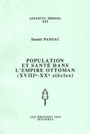 9789754280890 Population Et Sante Dans L Empire Ottoman Xviiie Xxe