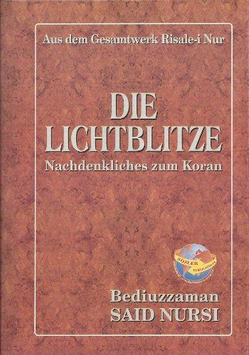 9789754322606: Die Lichtblitze: Lemalar Almanca