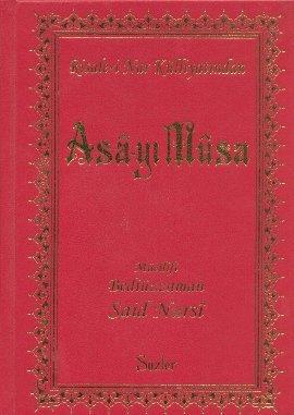 9789754324112: Asa-yi Musa (Buyuk Boy)