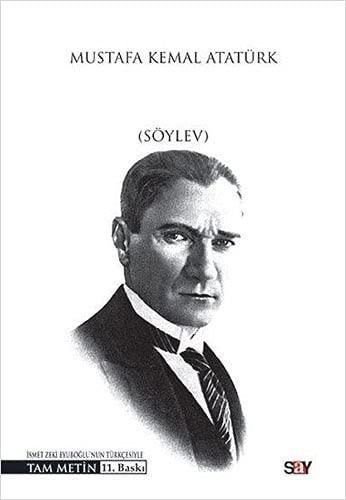 9789754684322: Mustafa Kemal Ataturk-NUTUK