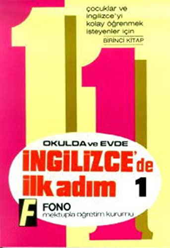 9789754710120: Milet Beginners English for Turkish Speakers / Inglizce'De Ilk Adim - 1 (English and Turkish Edition)