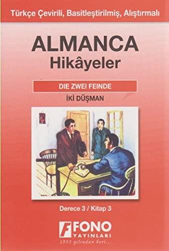 9789754711158: Iki Dusman - Alman/Turkce Hikaye- Derece 3-C