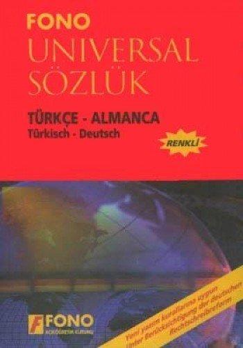 9789754712308: Universal Sözlük Türkçe Almanca