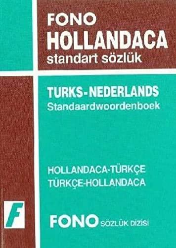 9789754712667: Standard Dictionary Dutch-turkish/turkish-dutch
