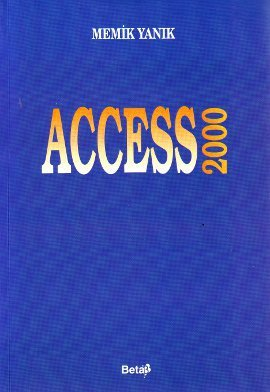 9789754868999: Access 2000
