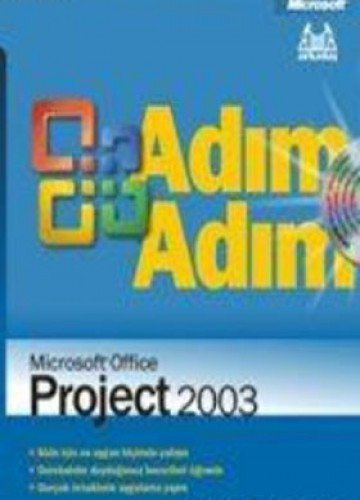 9789755093987: Adim Adim Microsoft Office Project 2003