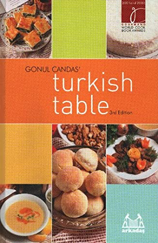 Turkish Table: Gà nül Canda?