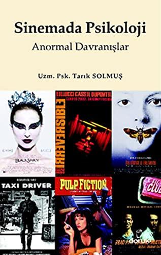 9789755535623: Sinemada Psikoloji - Anormal Davranislar