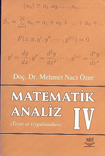9789755915616: Matematik Analiz IV (ANK-D)