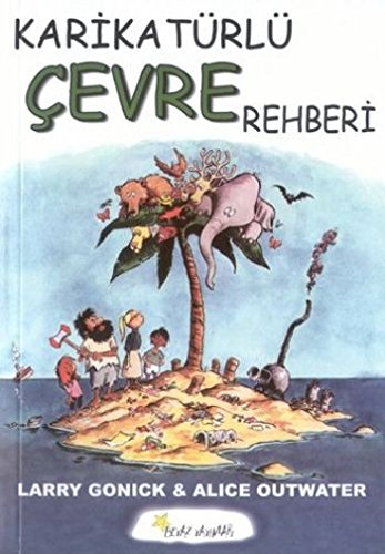 9789755990392: Karikaturlu Cevre Rehberi