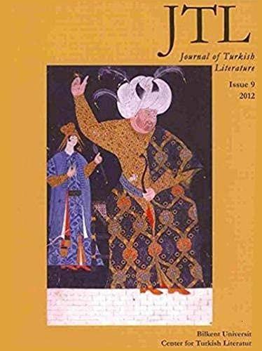 9789756090800: Journal of Turkish Literature: Volume 9
