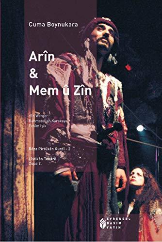 9789756106921: Arin & Mem u Zin