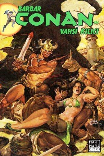 9789756129951: Barbar Conan Vahsi Kilici - 9